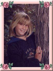 This is Lauren's last school picture taken just  a few weeks before she died.